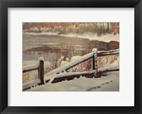 Framed Winter Magic