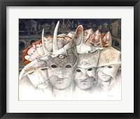 Framed Masks