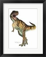 Framed T-Rex