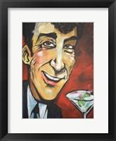 Framed Dean Martin