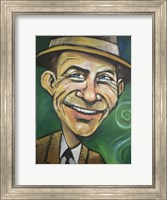 Framed Frank Sinatra