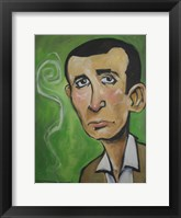Joey Bishop Framed Print
