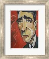 Framed Peter Lawford