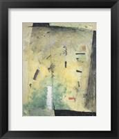 Framed November Abstracted