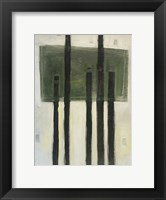 Framed Rothkos Trees