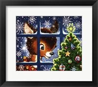 Framed Rudolph