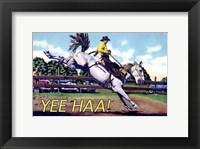Framed Yee Haa