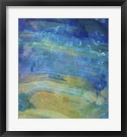 Framed Sunrise Opal