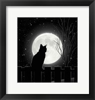 Framed Moon Bath II