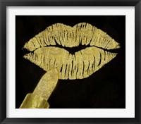 Framed Stardust Kiss