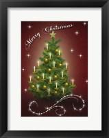 Framed Christmas Tree 5
