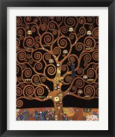 Framed Under the Tree of Life