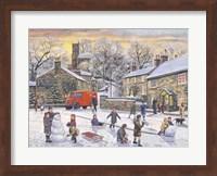 Framed Christmas Holidays