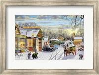 Framed Winter Service