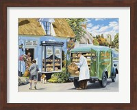 Framed Village Bakery