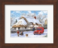 Framed Winter - Puzzle