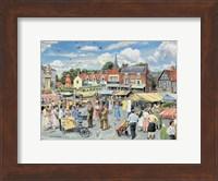 Framed Market Place