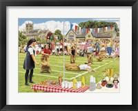 Framed School Sports Day