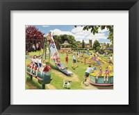 Framed Park Playground