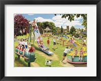 Framed Park Playground