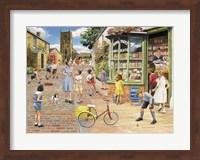 Framed Sweet Shop