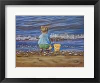 Framed At The Beach