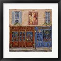 Framed Folies-Bergere