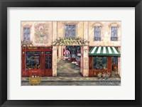 Framed Summer in Paris