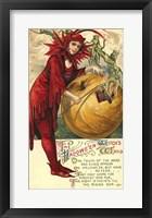 Framed Halloween Twelve
