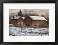 Framed Untitled 1/ Barn