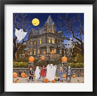 Framed Beware - Haunted House