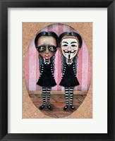 Framed Anonima