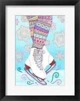 Framed Winter Wonderland 2 - Color
