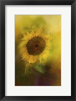 Framed Happiest Flower