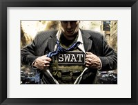 Framed Answering The Call Swat