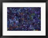 Framed Shadow Blue
