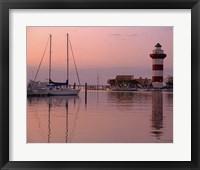 Framed Harbortown