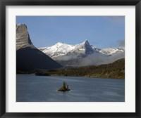 Framed Glacier Park II