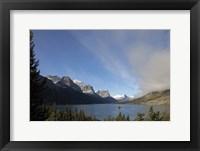 Framed Glacier Park  III