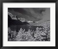 Framed Glacier Park IV