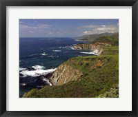 Framed Bixby Bridge