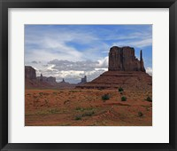 Framed Monument Valley II