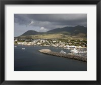 Framed St. Kitts