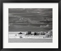 Framed Nebraska Farm
