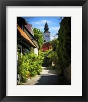Framed Visby, Sweden