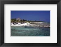 Framed Belize 1