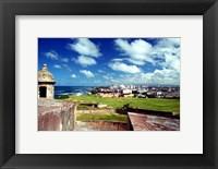 Framed San Juan, Puerto Rico 1