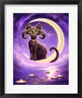 Framed Luna