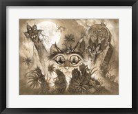 Framed Zombie Cats 2