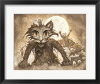 Framed Zombie Cats 3